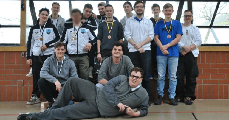 Erfolge bei der Odyssee LAN